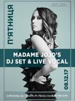 "Madame Jojo's DJ Set and Live Local в арт-пабі ""Чеширський кіт"""