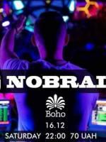 DJ Nobrain в Бохо