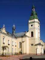 Розклад Богослужінь у церкві Святої Анни