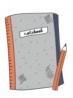 Замальовки вихідного дня у бібліотеці Чижевського