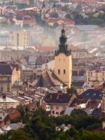 Подорож до Львова на день Конституції