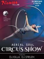 Circus show - вечірка у Picasso