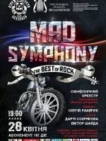 Мad Symphony. The best of rock