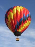 Політ на повітряній кулі над Свіржським замком