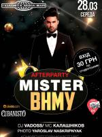 AfterParty Mister BHMY