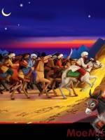 Казка-мюзикл - Алі-Баба і 40 розбійників