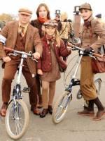 Батяри на роверах - Ретро-велопроменад