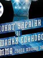 Чемпіонат України зі змішаних єдиноборств ММА