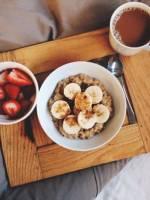 Йога-сніданок у Козі на вихідних