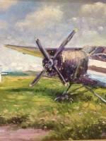 Благодійна виставка Артура Хачатряна
