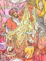 Алі-Баба і розбійники - Вистава