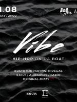 Хип-хоп вечеринка Vibe в море