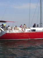 Прогулка на парусной круизной яхте с живой музыкой