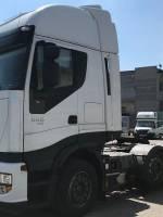 Тест-драйв тягача IVECO