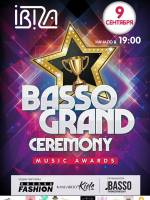 Церемония BASSO GRAND Ceremony