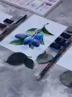 Курс «Акварельная иллюстрация»