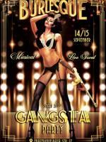 Вечеринка Gangsta Party
