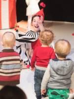 Кольорові ігри - Вистава для дітей