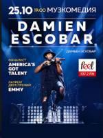 Концерт Damien Escobar