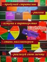 Тренинг-игра Cash Flow «Сотрудничество»