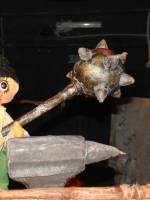 Лялькова вистава Котигорошко