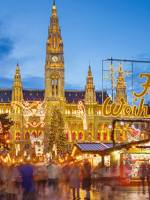 Різдвяні ярмарки: Австрія+Чехія