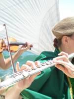 Поющая Флейта и веселые игры детям