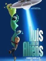 Анімаційний фільм про добрих інопланетян Луїс і прибульці