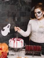 Вечеринка и праздничный ужин «Halloween Party»