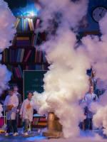 Школа научных чудес: Эликсир профессора Тайм или Химичат дети часть 2