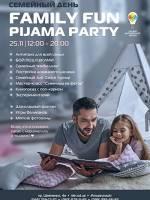 Family Fun: Pijama Party