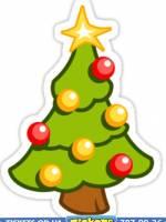 Новогоднее шоу «Планета новогодних ёлок»