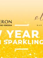 Вечеринка New Year Sparkling Party