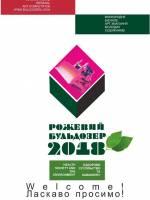 Международное биеннале  «Розовый бульдозер-2018»