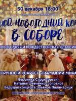Большой Новогодний Концерт «Орган и Гармонии Мира»