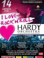HARDY. I Love Rock 'n' Roll
