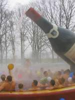 Новый год на термальных водах Закарпатья