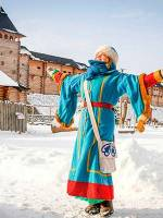 Тур «Новогодняя сказка в Древнем Киеве»