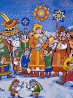 Свято Коляди у Львові