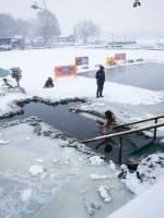Моржи Fest - Водохреща в Києві