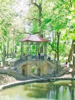 Тур «Букский каньон + парк Александрия»