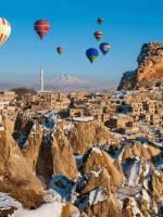 Тур «Стамбул и Каппадокия»