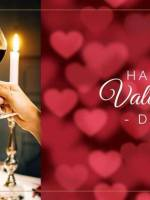 Романтический ужин Valentine's Day