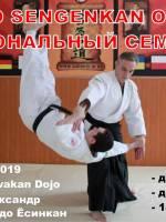 Региональный семинар Айкидо