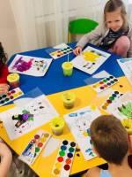 Живопись для детей от 4-х лет