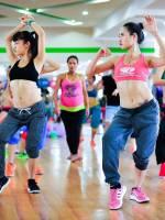 Фитнес-латина для взрослых
