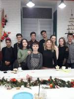 Кулинарный мастер-класс English&Cooking: Teenagers