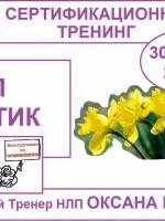 Сертификационный тренинг «НЛП-Практик»
