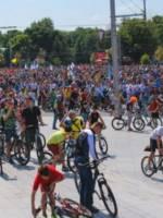 Велодень в Києві