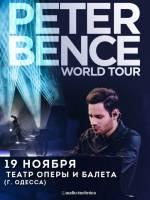Peter Bence - World tour